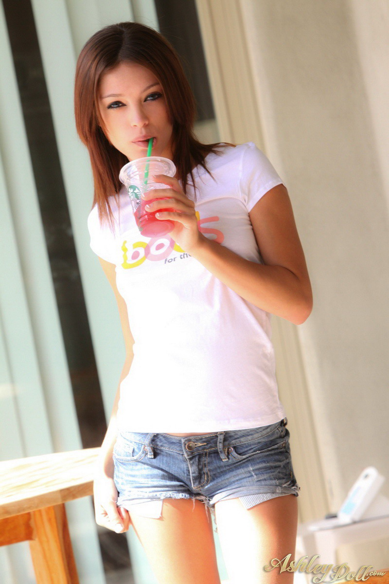Topic Ashley doll wet tshirt are mistaken